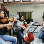 Image of Saad Trio playing