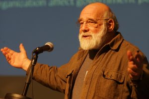 Jeff Halper addresses ICAHD UK 2017 conference