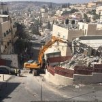 September 2017 Demolition and Displacement Summary