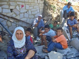 The demolition of a home is the demolition of a family (demolition location - Al-Khader)