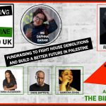 ICAHD UK Fundraiser 8 October: Laughing For Palestine with Alexei Sayle
