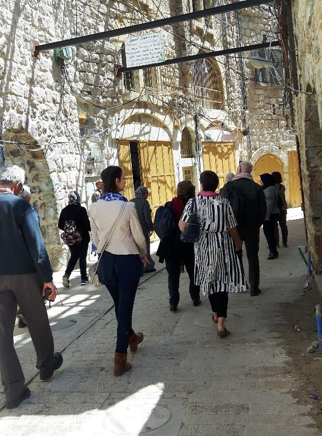 Visit Palestine/Israel on an Extended Study Tour that will change your life