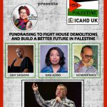 Laughing for Palestine in Leeds: Sunday 17 November 2019
