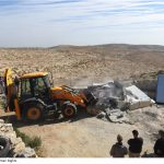 Demolitions Accelerate During November with JCB Bulldozers at It Again